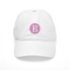 Alto Clef Pink Baseball Cap