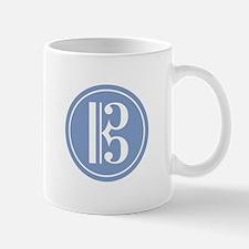 Alto Clef Blue Mug