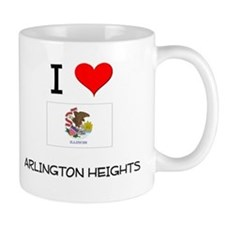 I Love ARLINGTON HEIGHTS Illinois Mugs