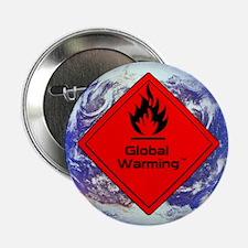 "Global Warming 2.25"" Button"