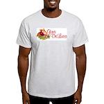 Gina DeLuca Ash Grey T-Shirt