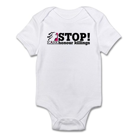 ICAHK Infant Bodysuit