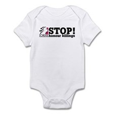 ICAHK Infant Bodysuit