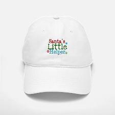 Santas Little Helper Baseball Baseball Baseball Cap