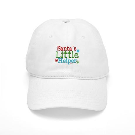 Santas Little Helper Baseball Cap