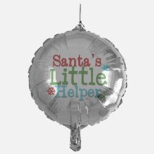 Santas Little Helper Balloon