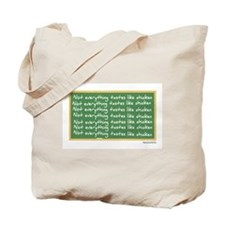 Not Like Chicken Tote Bag