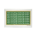 Not Like Chicken Rectangle Magnet (100 pack)