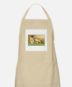 Yarn Kitties BBQ Apron