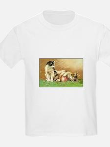Yarn Kitties Kids T-Shirt
