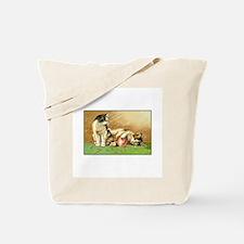 Yarn Kitties Tote Bag