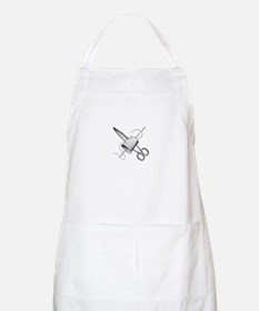 Vintage Sewing Notions BBQ Apron