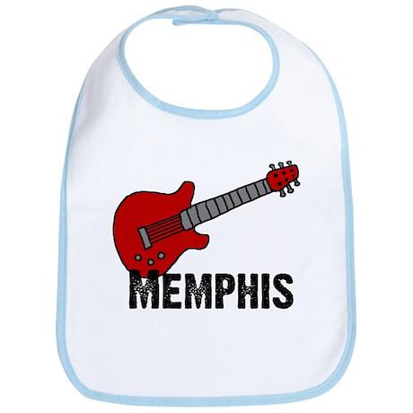 Guitar - Memphis Bib