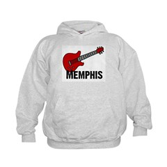 Guitar - Memphis Hoodie