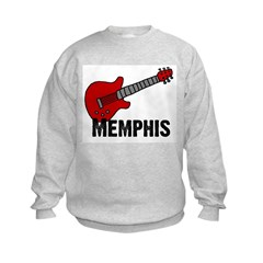 Guitar - Memphis Sweatshirt