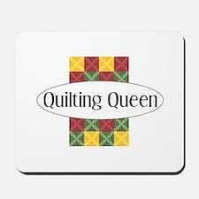 Quilting Queen Mousepad