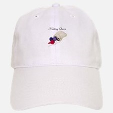Knitting Queen Baseball Baseball Cap