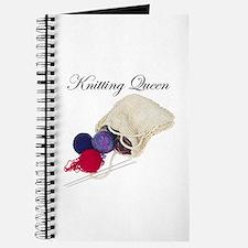 Knitting Queen Journal