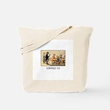 Knitology 101 Tote Bag