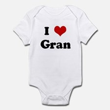 I Love Gran Onesie