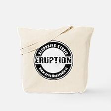 EruptionStudio Tote Bag