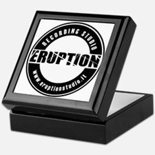 EruptionStudio Keepsake Box