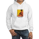 Knitting is Bliss Hooded Sweatshirt