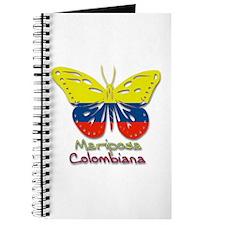 Mariposa Colombiana Journal