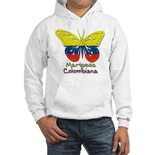 Mariposa Colombiana Hoodie