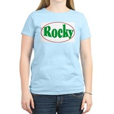 Rocky Women's Pink T-Shirt