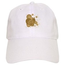 Nuts About Squirrels Baseball Cap