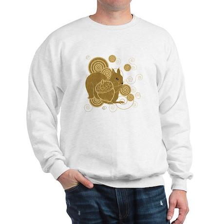 Nuts About Squirrels Sweatshirt
