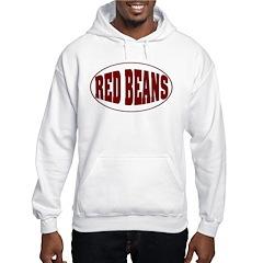Red Beans Hoodie