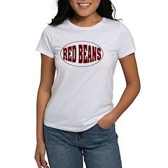 Red Beans Women's T-Shirt
