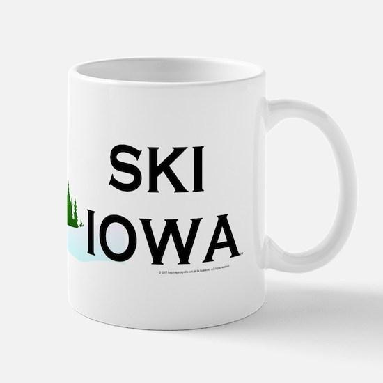 TOP Ski Iowa Mug