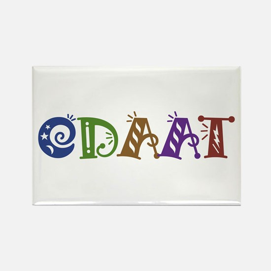 One Day At A Time ODAAT Rectangle Magnet
