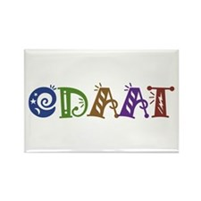 One Day At A Time ODAAT Rectangle Magnet (10 pack)