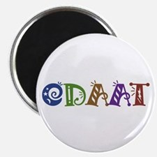 "One Day At A Time ODAAT 2.25"" Magnet (100 pack)"