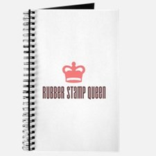 Rubber Stamp Queen Journal