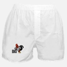 Big Rooster Innuendo Boxer Shorts