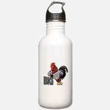 Big Rooster Innuendo Water Bottle