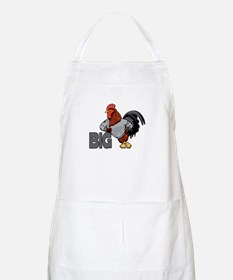 Big Rooster Innuendo Apron