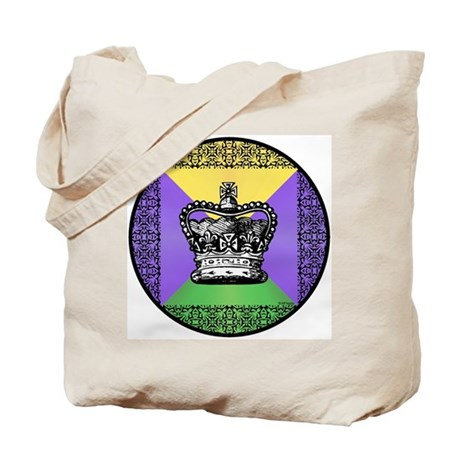 King of Mardi Gras Tote Bag