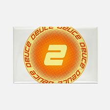 Deuce #2 Magnets
