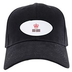 Bead Queen Black Cap