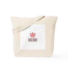 Bead Queen Tote Bag