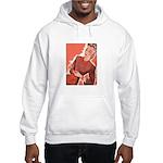 Vintage Knitter Hooded Sweatshirt