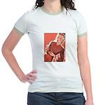 Vintage Knitter Jr. Ringer T-Shirt