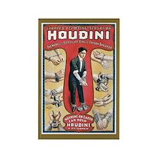 Houdini Handcuff King Magnets