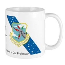 B-52 Stratofortress SAC Milky Way Mug